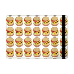 Hamburger Pattern iPad Mini 2 Flip Cases