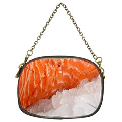 Abstract Angel Bass Beach Chef Chain Purses (one Side)
