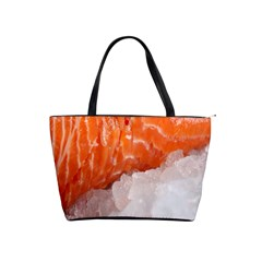 Abstract Angel Bass Beach Chef Shoulder Handbags