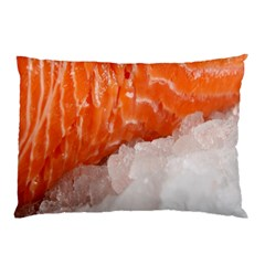 Abstract Angel Bass Beach Chef Pillow Case (Two Sides)
