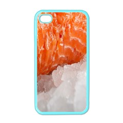 Abstract Angel Bass Beach Chef Apple iPhone 4 Case (Color)