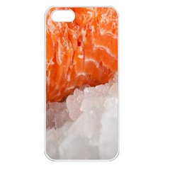 Abstract Angel Bass Beach Chef Apple iPhone 5 Seamless Case (White)