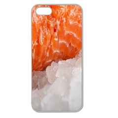 Abstract Angel Bass Beach Chef Apple Seamless iPhone 5 Case (Clear)