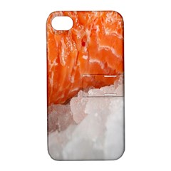 Abstract Angel Bass Beach Chef Apple iPhone 4/4S Hardshell Case with Stand