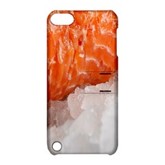 Abstract Angel Bass Beach Chef Apple iPod Touch 5 Hardshell Case with Stand