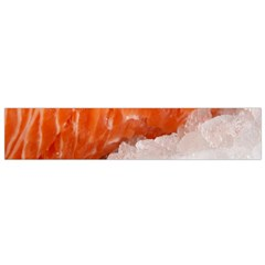 Abstract Angel Bass Beach Chef Flano Scarf (small)