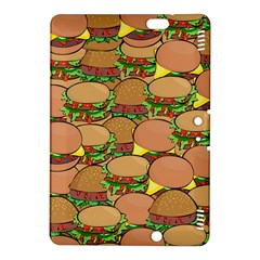 Burger Double Border Kindle Fire HDX 8.9  Hardshell Case
