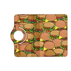 Burger Double Border Kindle Fire HD (2013) Flip 360 Case