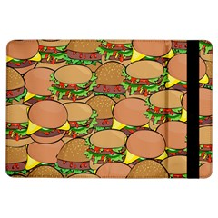 Burger Double Border iPad Air Flip