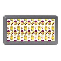 Hamburger And Fries Memory Card Reader (mini)