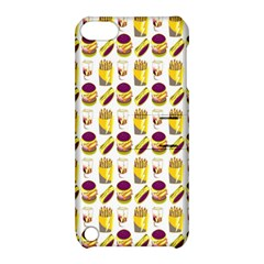 Hamburger And Fries Apple iPod Touch 5 Hardshell Case with Stand