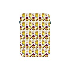Hamburger And Fries Apple iPad Mini Protective Soft Cases