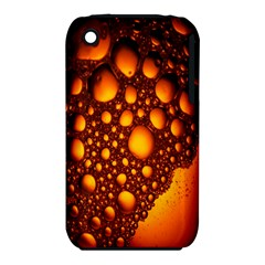 Bubbles Abstract Art Gold Golden Iphone 3s/3gs