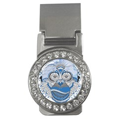 Pattern Monkey New Year S Eve Money Clips (CZ)