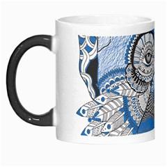 Pattern Monkey New Year S Eve Morph Mugs