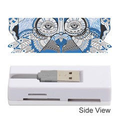 Pattern Monkey New Year S Eve Memory Card Reader (stick)
