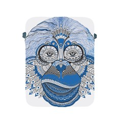 Pattern Monkey New Year S Eve Apple iPad 2/3/4 Protective Soft Cases