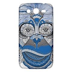 Pattern Monkey New Year S Eve Samsung Galaxy Mega 5 8 I9152 Hardshell Case
