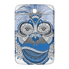 Pattern Monkey New Year S Eve Samsung Galaxy Note 8.0 N5100 Hardshell Case