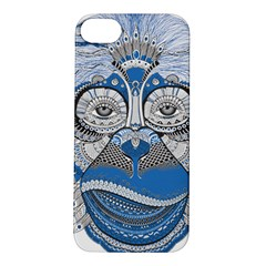 Pattern Monkey New Year S Eve Apple Iphone 5s/ Se Hardshell Case
