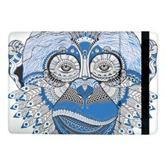 Pattern Monkey New Year S Eve Samsung Galaxy Tab Pro 10 1  Flip Case