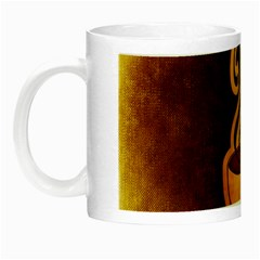 Coffee Drink Abstract Night Luminous Mugs
