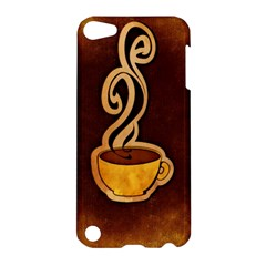 Coffee Drink Abstract Apple Ipod Touch 5 Hardshell Case