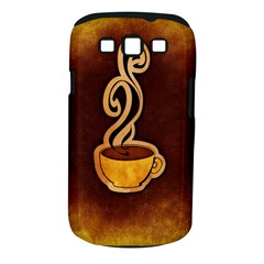 Coffee Drink Abstract Samsung Galaxy S III Classic Hardshell Case (PC+Silicone)