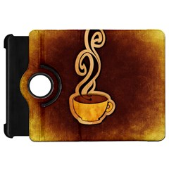 Coffee Drink Abstract Kindle Fire HD 7