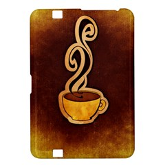 Coffee Drink Abstract Kindle Fire HD 8.9