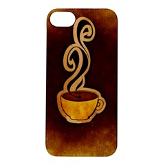 Coffee Drink Abstract Apple iPhone 5S/ SE Hardshell Case