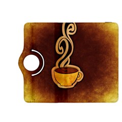Coffee Drink Abstract Kindle Fire Hdx 8 9  Flip 360 Case
