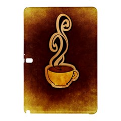 Coffee Drink Abstract Samsung Galaxy Tab Pro 10 1 Hardshell Case