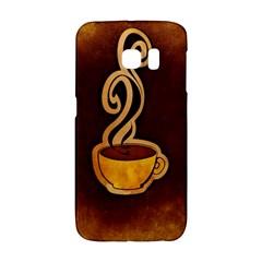 Coffee Drink Abstract Galaxy S6 Edge