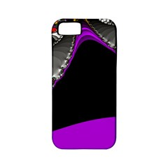 Fractal Background For Scrapbooking Or Other Apple Iphone 5 Classic Hardshell Case (pc+silicone)
