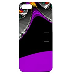 Fractal Background For Scrapbooking Or Other Apple iPhone 5 Hardshell Case with Stand