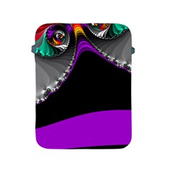 Fractal Background For Scrapbooking Or Other Apple iPad 2/3/4 Protective Soft Cases