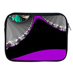 Fractal Background For Scrapbooking Or Other Apple iPad 2/3/4 Zipper Cases