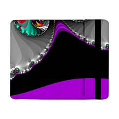 Fractal Background For Scrapbooking Or Other Samsung Galaxy Tab Pro 8.4  Flip Case