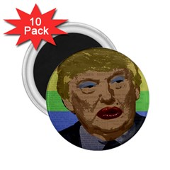 Donald Trump 2.25  Magnets (10 pack)