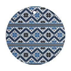 Folklore Ornament (Round)