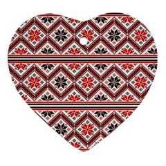 Folklore Ornament (Heart)