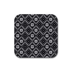 Folklore  Rubber Coaster (Square)