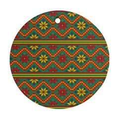 Folklore Ornament (Round)