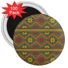 Folklore 3  Magnets (100 pack)