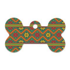 Folklore Dog Tag Bone (One Side)