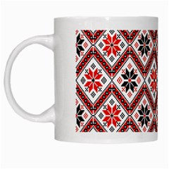 Folklore White Mugs