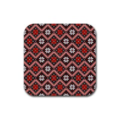 Folklore Rubber Coaster (Square)