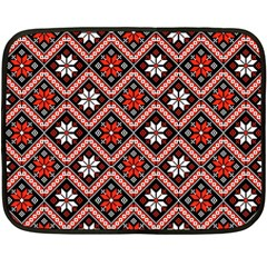 Folklore Double Sided Fleece Blanket (Mini)