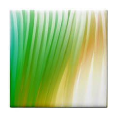 Folded Digitally Painted Abstract Paint Background Texture Tile Coasters